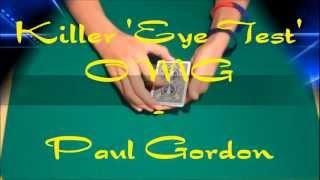 Entry to samsawesomevideos99's Contest #2 (Killer OMG by Paul Gordon)