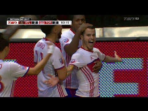 Match Highlights: Toronto FC at Atlanta United FC - October 22, 2017
