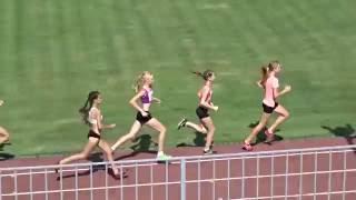 800 м Новороссийск девочки 2003  2016г.