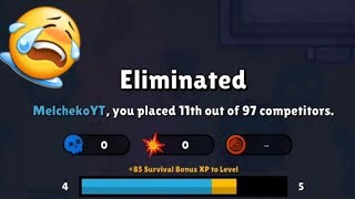 ZOMBSROYALE.io IS BETTER THAN FORTNITE! Nearly getting top 10 with TERRIBLE conditions!