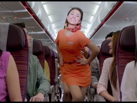 Thai Smile Airlines Hottest Flight Attendants Youtube