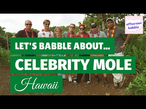 Celebrity Mole Hawaii Recap And Spoilers | Let's Babble About...