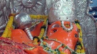 Wonderful Aarti ... Jamsavli Hanuman Temple, MADHYA PRADESH