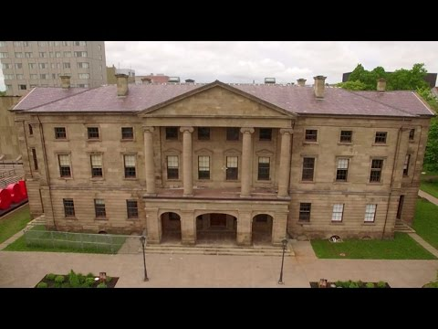 A Landmark Conservation Project: Province House National Historic Site