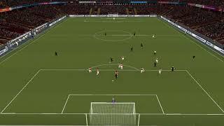 Arsenal 0 - 5 Liverpool - Skróty meczu