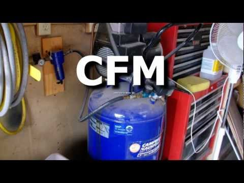 Air Compressor Basics, Small Shop Spray Painting Part II,