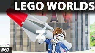 MEGAZUKA NAJLEPSZA BROŃ W GRZE czyli LEGO WORLDS PO POLSKU thumbnail