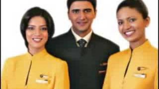 JET AIRWAYS vs KINGFISHER (Photos)