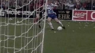 22.04.1995: 1-1 SC Freiburg - TSV 1860