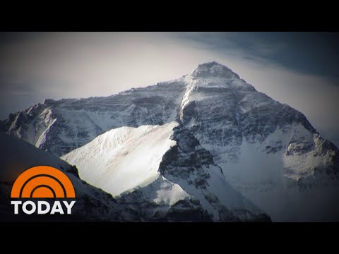 Mount Everest Reopens To Climbers Despite COVID-19 Concerns | TODAY