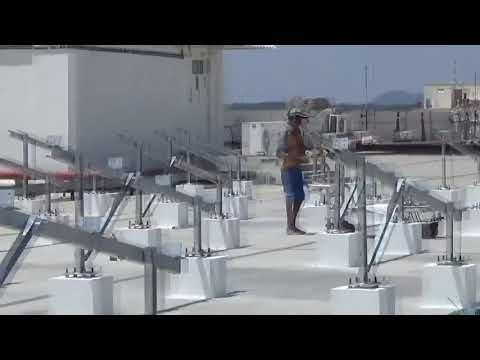67 kw SOLAR POWER plant erode tamil nadu  --  OESS (OPTIMUM ENERGY SOLAR SYSTEM)