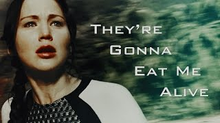 Katniss Everdeen [CF] || They