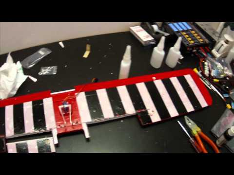 how to set up ailerons rc plane