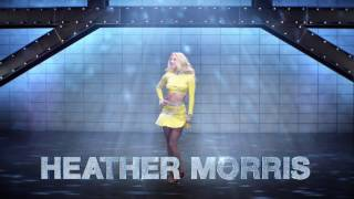 Heather Morris - Dancing with the Stars