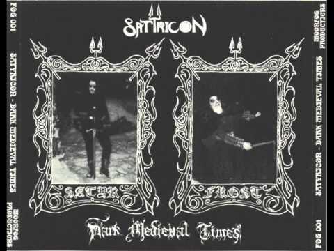 Satyricon  Dark Medieval Times full album