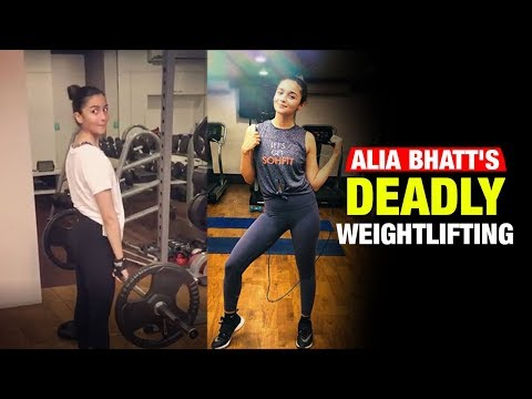 Alia Bhatt's Workout And Diet   Fit Tak thumbnail