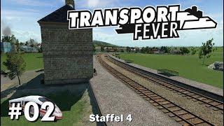 Transport Fever S4/#02: Die nächste Stadt kommt ans Netz [Let's Play][Gameplay][German][Deutsch]