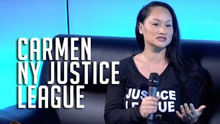 Carmen Perez on Racial Profiling, Police Brutality + The Steps We Should Take