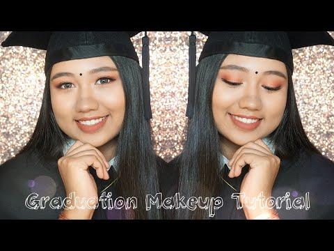 Graduation Makeup Tutorial | Rosy Makeup Look | Do's & Dont's | DaintyDashBeauty