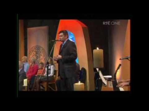 James Kilbane - You Raise Me Up - RTE Sunday Servi...