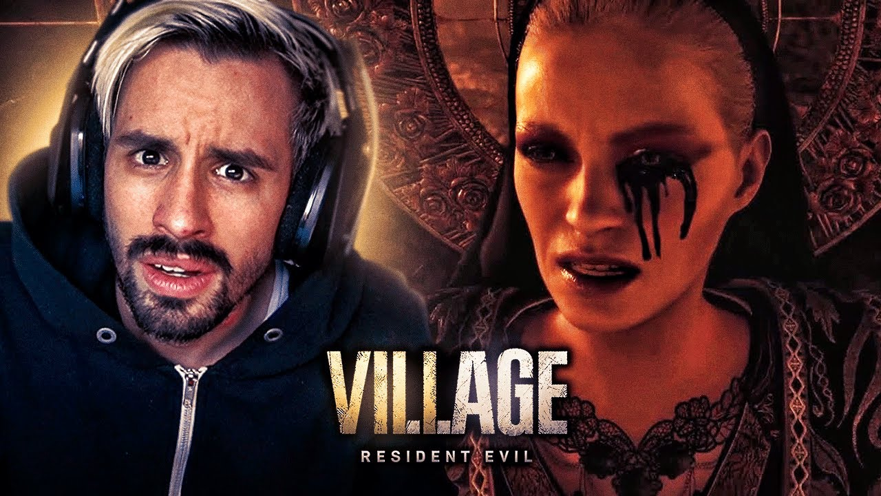 F DE FINAL 🔥 Resident Evil Village #5   Kenai