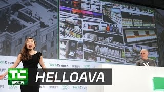 HelloAva's a skincare consultant in your pocket | Startup Battlefield Disrupt NY 2017
