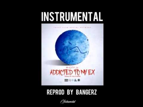 M.City J.R. - Addicted to My Ex (Instrumental)