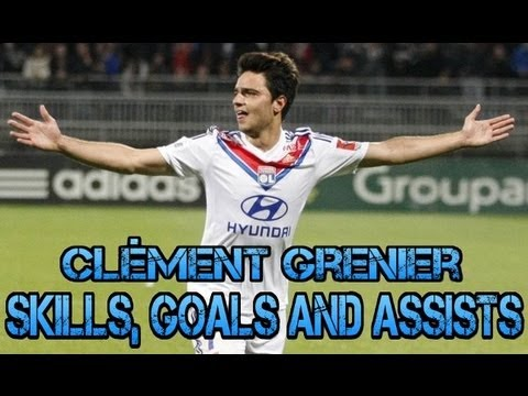 Clément Grenier skills assists and goals 20122013 and before ! HD