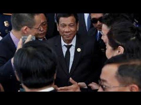 Philippines' Duterte offers to host 'world summit' on human rights
