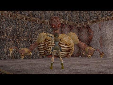 Tomb Raider 1 - Windows Playthrough with John Capon's Textures