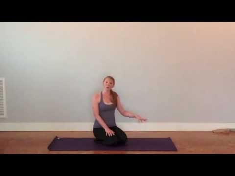 mat matters yoga videosepisode 2 bound headstand  youtube