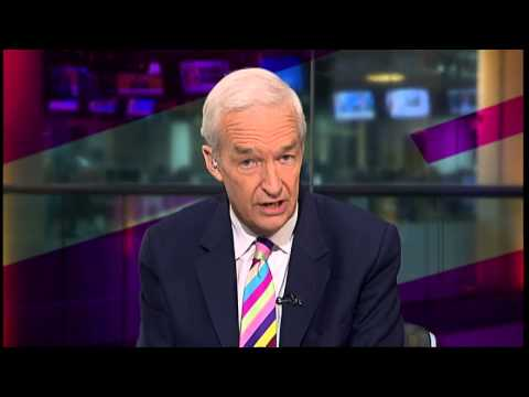 Channel 4 News catches up with former HBOS boss