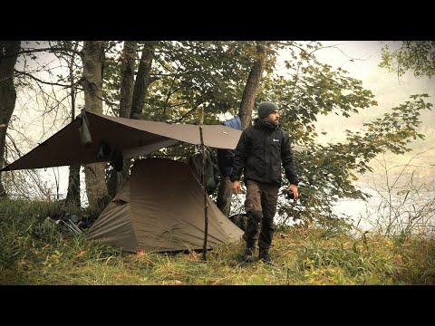4 Days, 70 Miles: Camping in Scotland | Wild Camp, Canoe, Whitewater - River Spey Expedition
