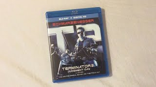 Terminator 2: Judgment Day (1991) Blu Ray Review and Unboxing