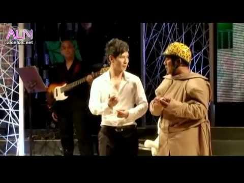 [Live Show Đại Náo Làng Hài]-Người Điên Biết Yêu-Tấn Beo-Lý Hải