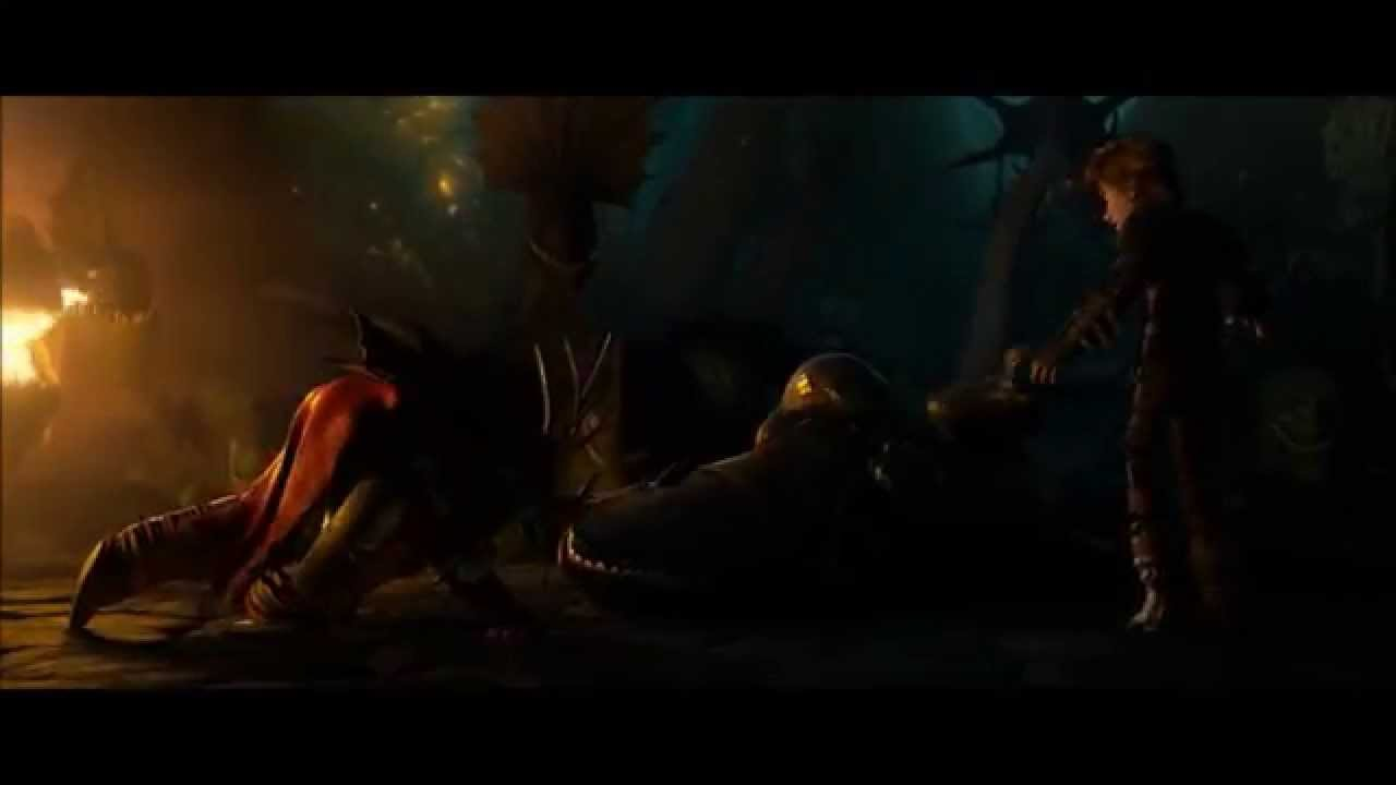 How to train your dragon 2 hiccup meets his mother youtube ccuart Images