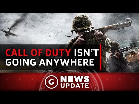 """There Will Always Be Call of Duty Games"" - GS News Update"