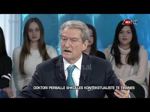 """Zone e Lire/ """"A eshte Shkelzeni """"peshku i madh""""? Sali Berisha flet per djalin e tij (26.01.2018)"""