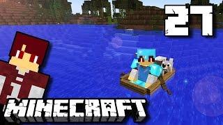 Berpetualang Bareng Donald! -  Minecraft Survival Indonesia #27