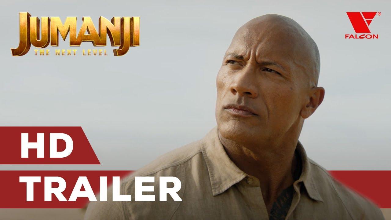 Jumanji: Další level (2019) HD oficiální trailer #2 | CZ titulky