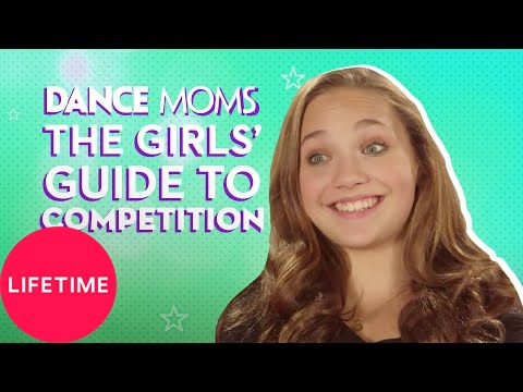 Dance Moms: The Girls' Guide to Life: Competition Bag (E9) | Lifetime