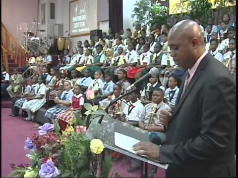 Bahamas Primary School Student of the Year - 2014 Awards Ceremony - Part 2