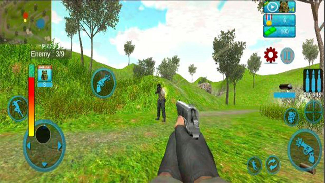 3D Gun Games No Download gun strike offline shooter: fps shooting - android gameplay - fps shooting  games android