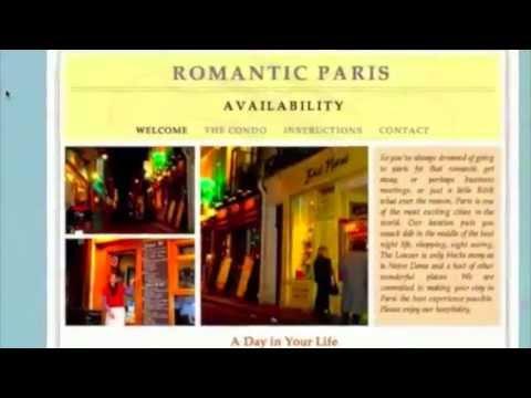 ROMANTIC PARIS APARTMENT RENTALS Latin Quarter Jacuzzi Tub Hot Spot