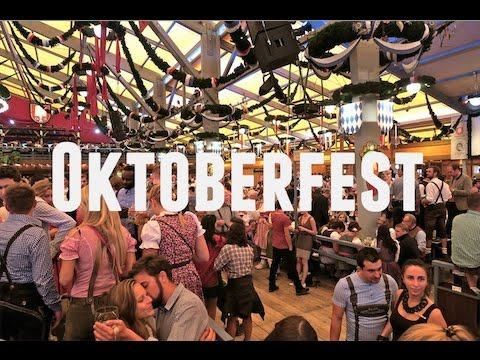 Munich and the Oktoberfest   Germany Travel Vlog
