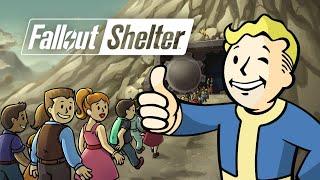 Релизный трейлер Fallout Shelter на ПК