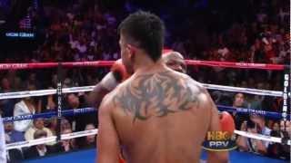 Manny Pacquiao vs Floyd Mayweather Пакьяо против Майвейзера