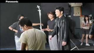 Panasonic電視廣告花絮 - ALL NEW PLASMA 好萊塢影像新紀元 (金城武代言)
