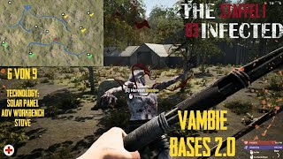 The Infected [S1F03] | Angriff auf die Vambie Bases 6 von 9 | Let's Play