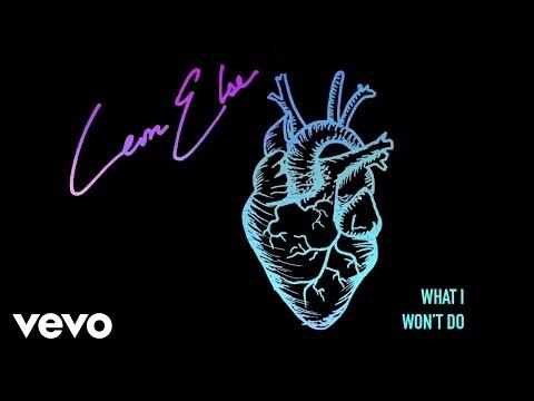 Leon Else - What I Won't Do (Audio)